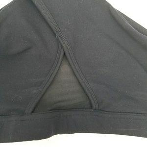 dd04e48278d Public Myth Intimates   Sleepwear - Public Myth Dutchess Sports Bra SZ S  black cross
